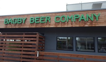 Food, Beer, and Fresh Air at Bagby Beer Company