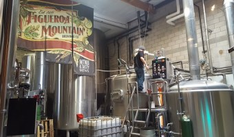Taste the Award Winning Beer at Figueroa Mountain Brewing