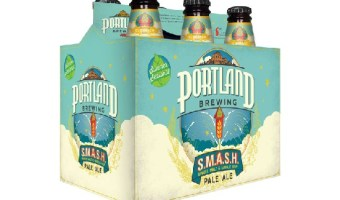 Portland Brewing S.M.A.S.H. Pale Ale Adds a New Hop to its Step
