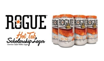 New Rogue Beer Helps Students Pay Tuition and Buy Hot Tubs