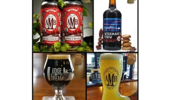 Appalachian Mountain Brewing Wins 4 Medals at U.S. Open