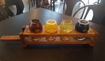 Break the Routine at Sisyphus Brewing