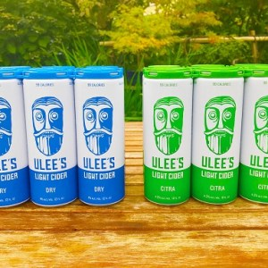 Ulee's Light Cider: First American Cider Under 100 Calories per Serving