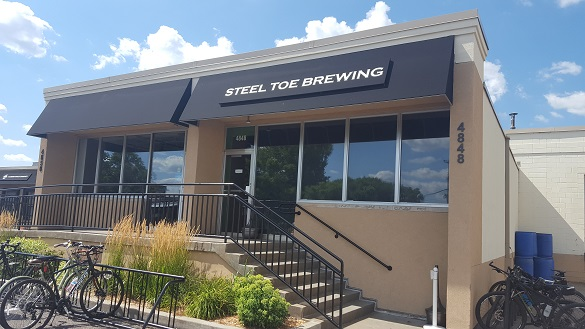 Walk on Over to Steel Toe Brewing for Great Beer and Good Times
