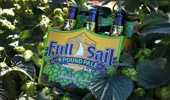 Full Sail 8 Pound Pale Fresh Hop Ale has Arrived!