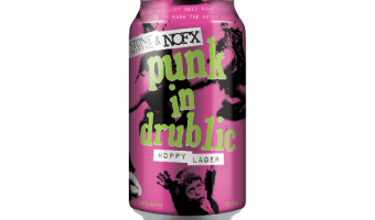 Stone Brewing and Fat Mike Present Punk in Drublic Hoppy Lager
