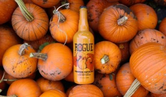 Rogue Pumpkin Patch Ale is Here, Just in Time for Fall