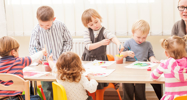 The Importance of Extra-Curricular Activities in Pre-school