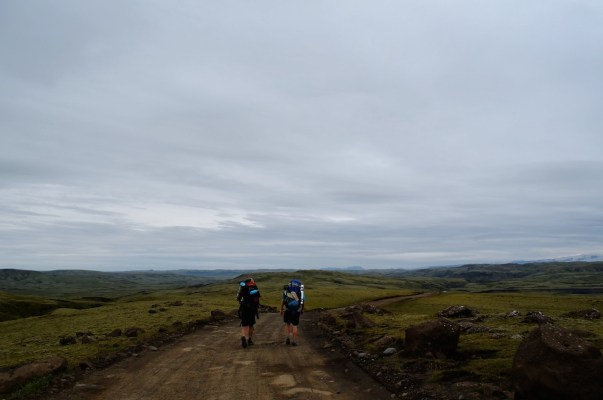 Two Brothers Walking Across Iceland - greatbigscaryworld.com 09