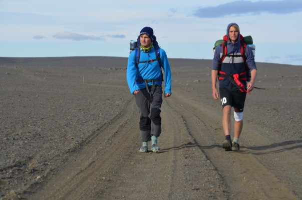 Two Brothers Walking Across Iceland - greatbigscaryworld.com 11