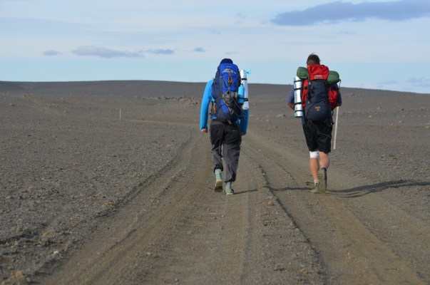Two Brothers Walking Across Iceland - greatbigscaryworld.com 77