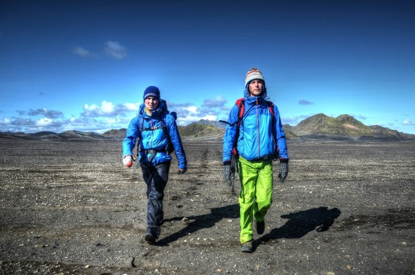Two Brothers Walking Across Iceland - greatbigscaryworld.com 88