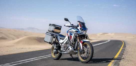 ที่สุดของรถผจญภัย! เผยรายละเอียดและราคาของ Honda Africa Twin – Adventure Sports ปี 2020!!!