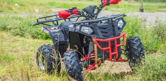 COMMANDER 125 (GEN 2) รถ ATV ทัวร์ริ่งแอดเวนเจอร์ 125cc สัมผัสประสบการณ์ใหม่ ในราคาแค่ 42,500 บาท!!!