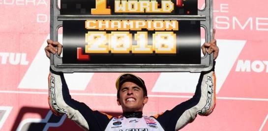 เงื่อนไขของ Marc Marquez ต่อการคว้าแชมป์โลกที่บุรีรัมย์