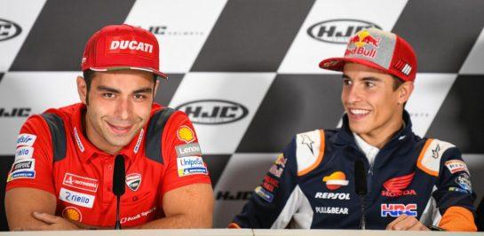 "Danilo Petrucci เผยว่า Ducati กำลังต่อสู้กำกับ ""นักบิดที่แข็งแกร่งที่สุดในประวัติศาสตร์"""