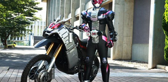 ไรด์สไตรเกอร์ จาก Kamen Rider Zi-O คือรถรุ่นอะไรกันแน่!?