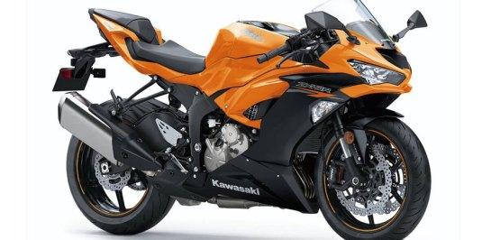 เปิดตัว Kawasaki ZX-6R 2020 สีสันใหม่!