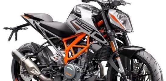 เปิดสเปกอย่างเป็นทางการของ 2020 KTM Duke 250 BS-VI