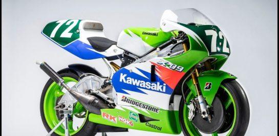 ย้อนอดีต Kawasaki GP250 X-09 รถดังที่หลายคนลืมเลือน