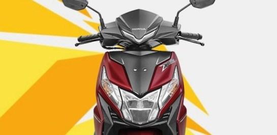 Honda India เปิดตัว Honda Dio 110 BSVI อย่างเป็นทางการ
