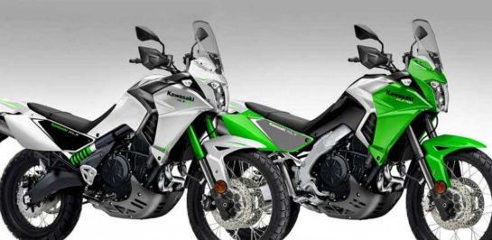 ข่าวลือ Kawasaki กำลังแอบพัฒนา KLX700