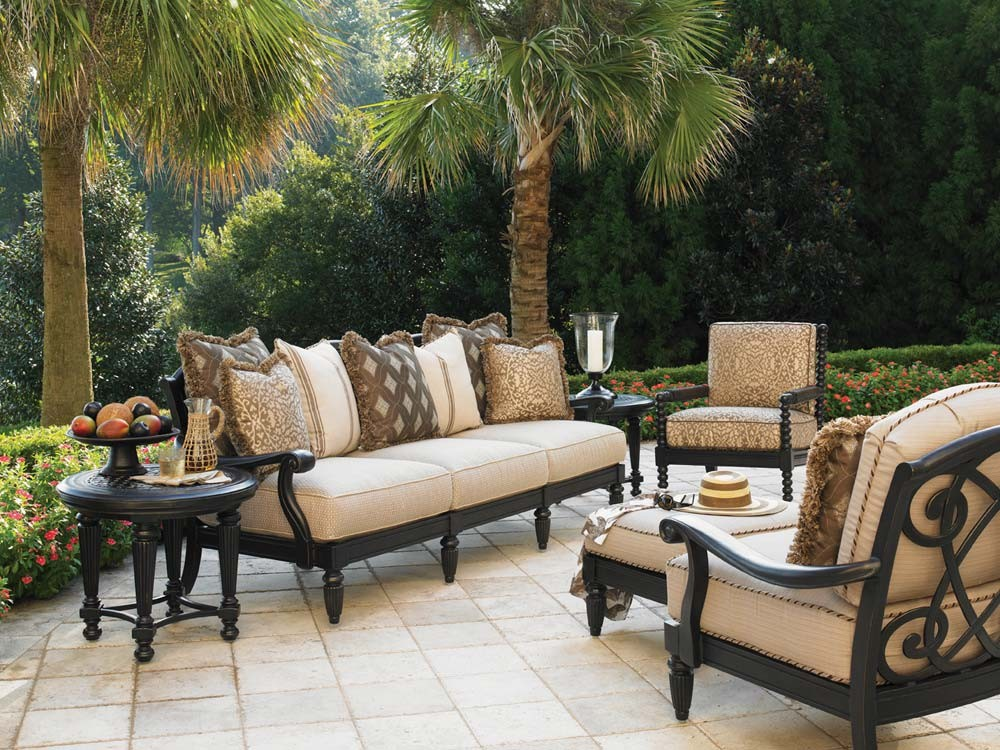 how certain outdoor furniture cushions