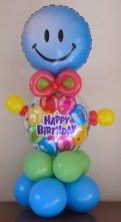 Balloon Buddy Birthday delivery