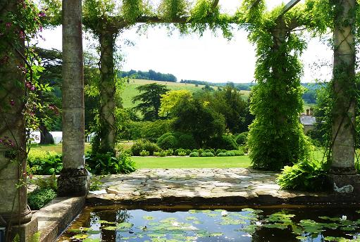 West Dean Gardens Near Chichester And Places To Stay