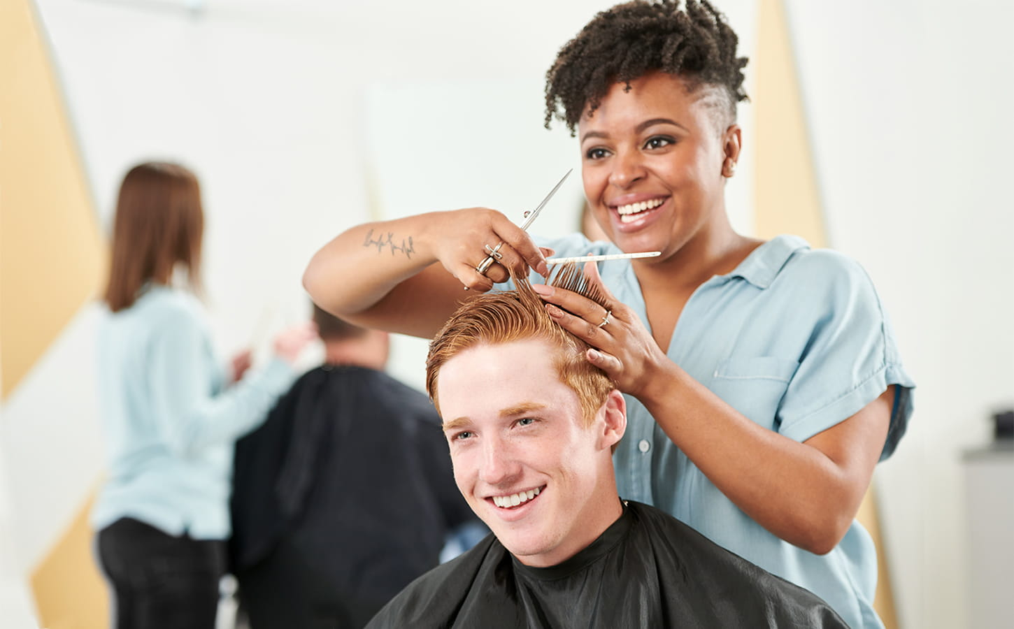 Haircuts Amp Haircare Products Great Clips