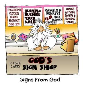 Signs From God-newjpg