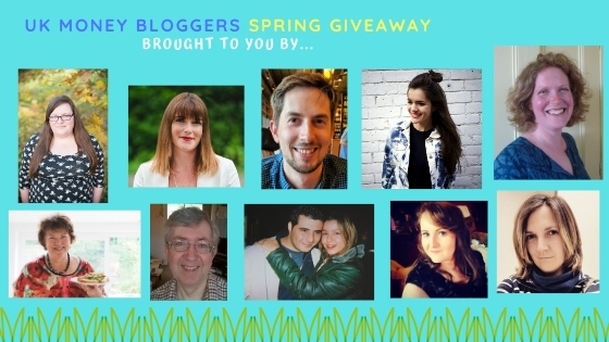 Great Deals Made Easy Spring Giveaway - Prize Draw with UK Money Bloggers