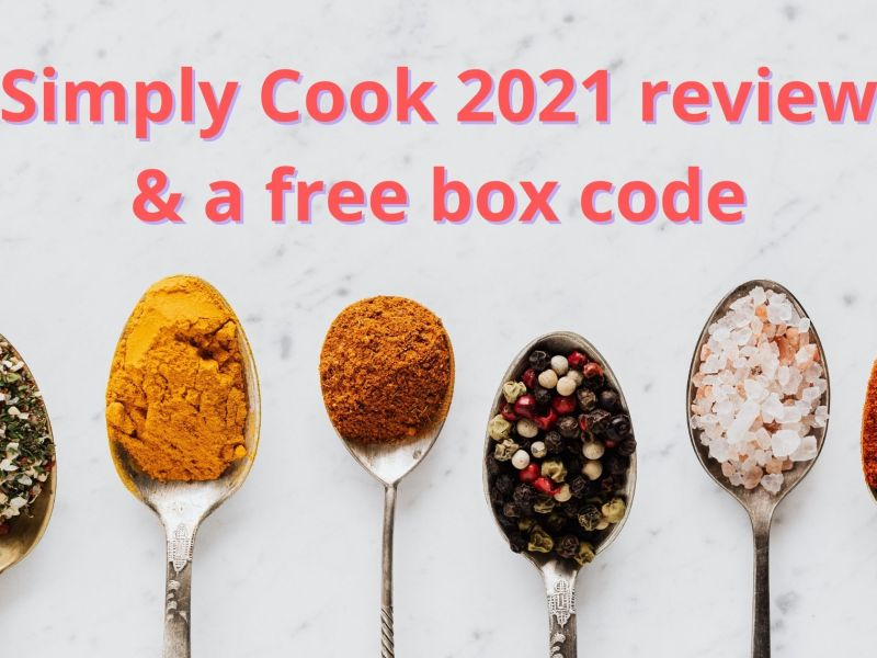Simply Cook Review 2021
