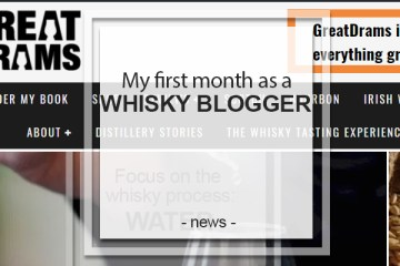 whisky blogger