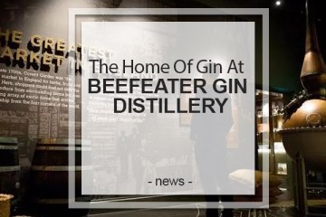 beefeater gin distillery