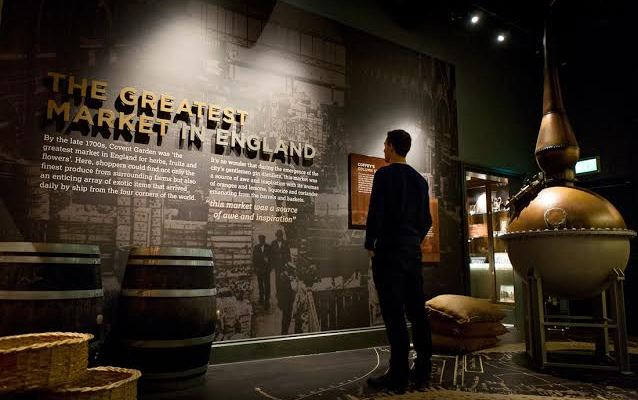 The Home Of Gin At Beefeater Gin Distillery