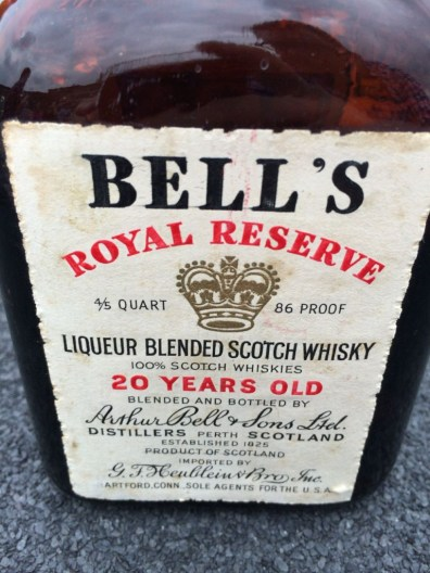 whisky weekender