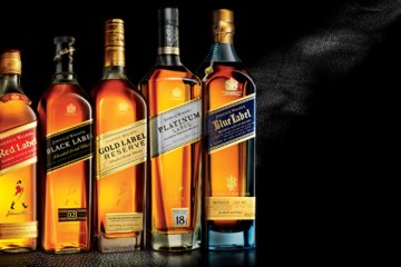 Scotch Whisky Brand Champions 2014