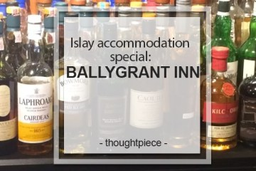 Islay accommodation