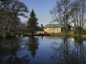 Tain, the home of Glenmorangie will host the Cask Masters launch event