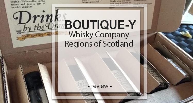 Boutique-y Whisky Company
