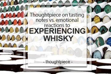 experiencing whisky