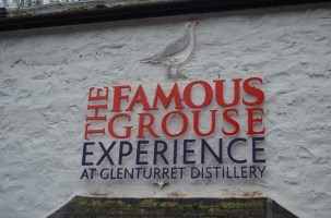The Famous Grouse brand