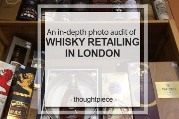 Whisky retailing