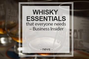 Whiskey essentials