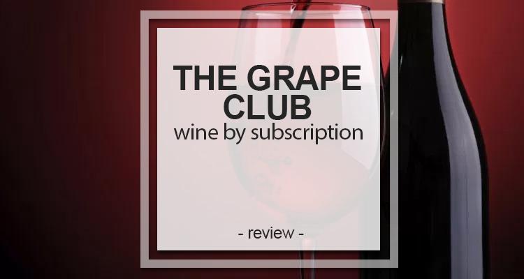 THE GRAPE CLUB