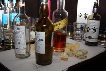 whisky taste buds