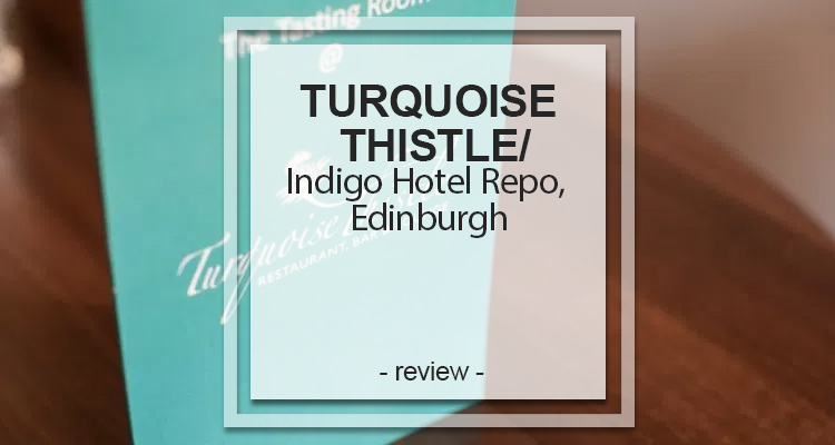 Turquoise Thistle