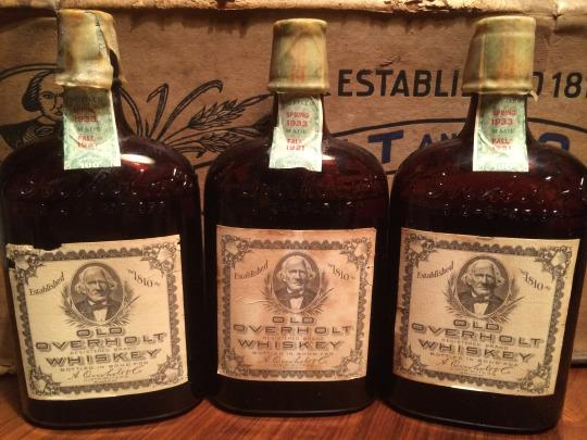 This Prohibition-Era Whiskey Cache Could Be Worth a Fortune