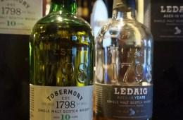 Tobermory and Ledaig